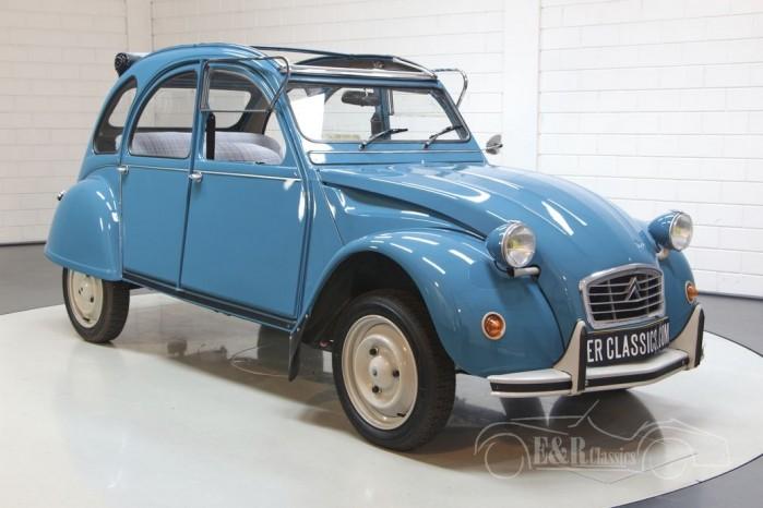 Citroën 2CV6 Club kaufen
