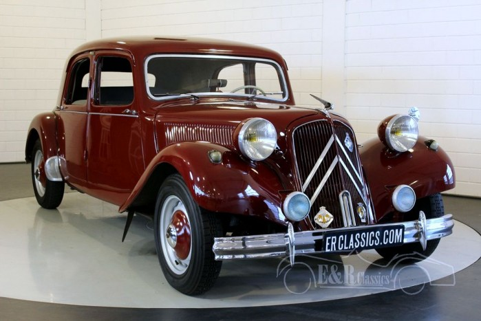 Citroën Traction Avant 11CV 1953 kaufen