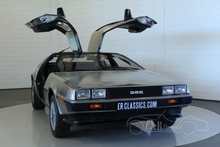 Delorean DMC-12 Coupe 1981  kaufen