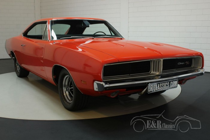 dodge charger r t se 1969 zum kauf bei erclassics. Black Bedroom Furniture Sets. Home Design Ideas