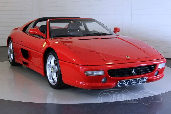 Ferrari F355 GTS Targa 1995 kaufen