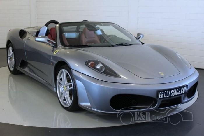 Ferrari F430 F1 Spider 2005  kaufen
