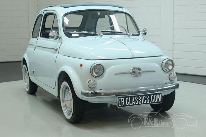 Fiat 500 D 1962  kaufen