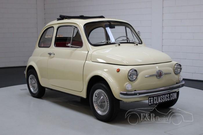 Fiat 500F  kaufen