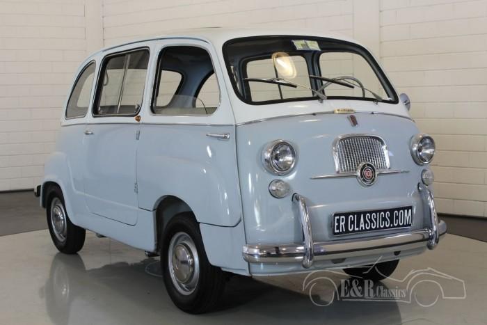 Fiat 600D Multipla 1965  kaufen