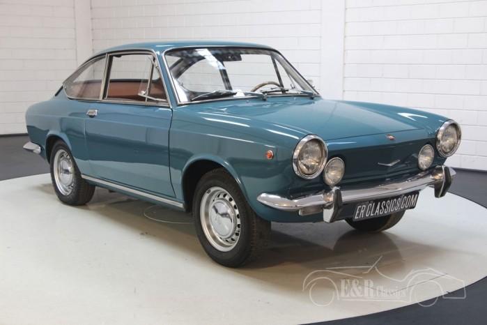 Fiat 850 Sport Coupe kaufen