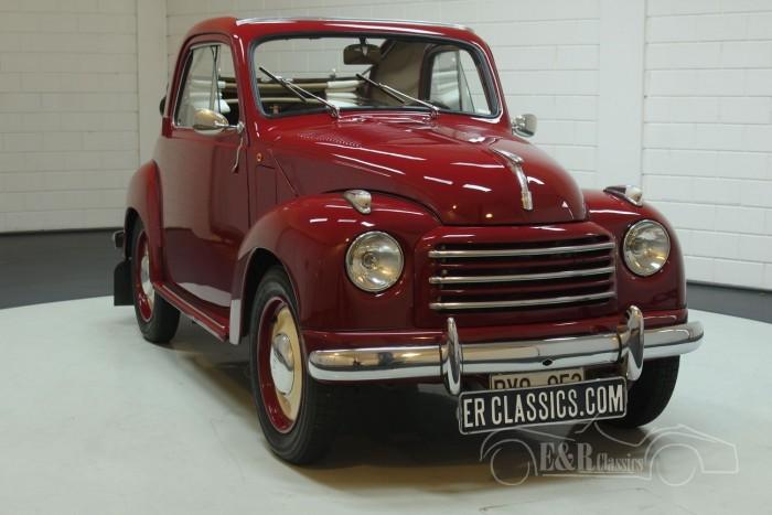 Fiat 500 C Topolino 1952 Zum Kauf Bei Erclassics