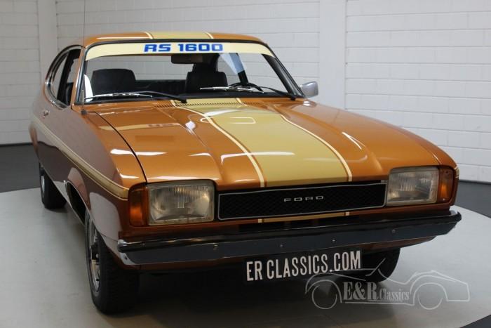 Ford Capri 1600 MKII 1974 kaufen