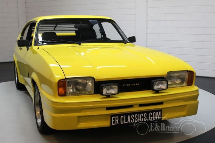 Ford Capri Mk2 2000 S V6 1977 kaufen
