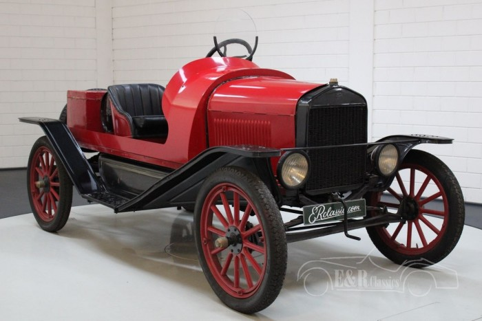 Ford Model T Speedster 1918 kaufen