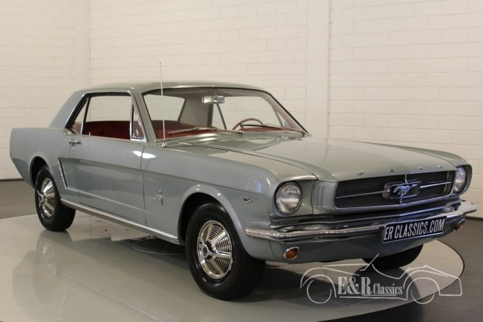 Ford Mustang V8 coupe 1964-1/2 kaufen