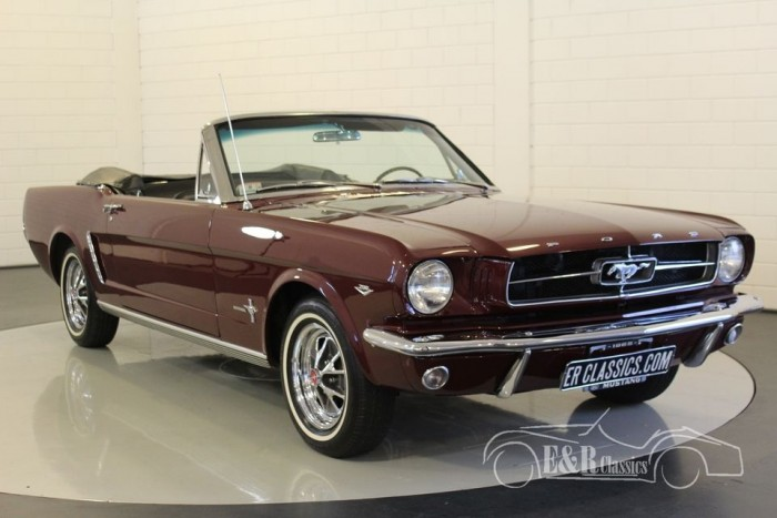 Ford Mustang 1964-1/2 Cabriolet  kaufen