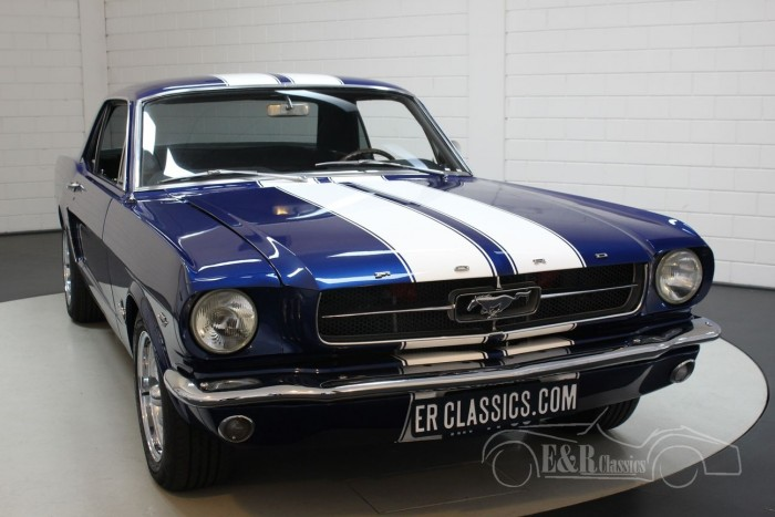 Ford Mustang V8 coupe 1965 kaufen