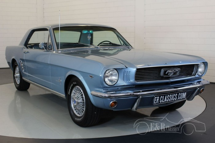 Ford Mustang Coupe V8 1966  kaufen