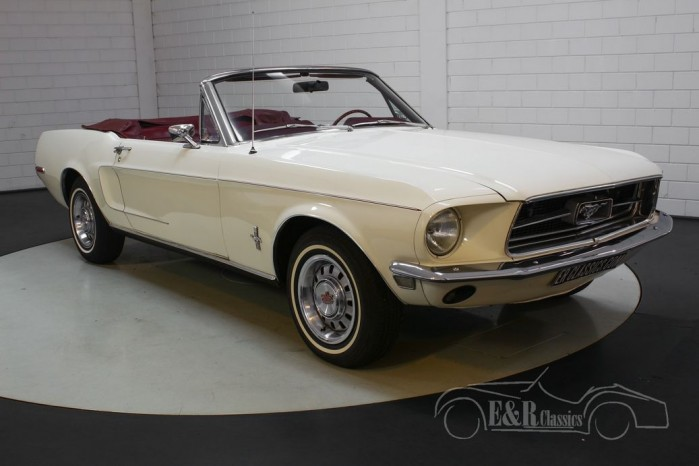 Ford Mustang Cabriolet kaufen
