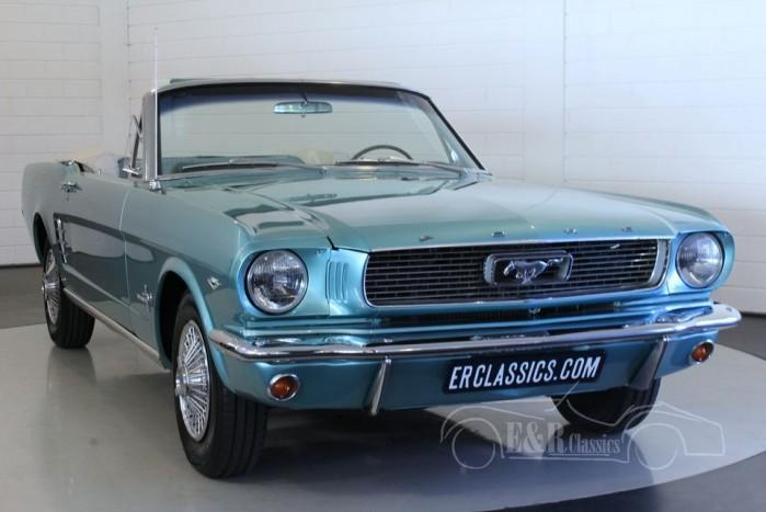 Ford Mustang Cabriolet V8 1966 kaufen