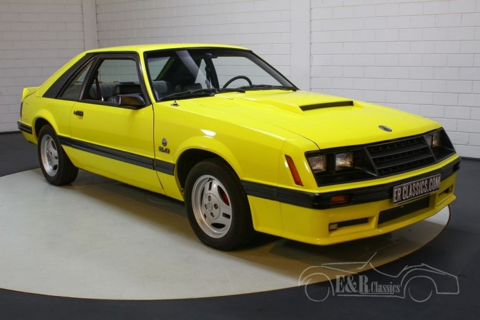 Ford Mustang Cobra Fastback  kaufen
