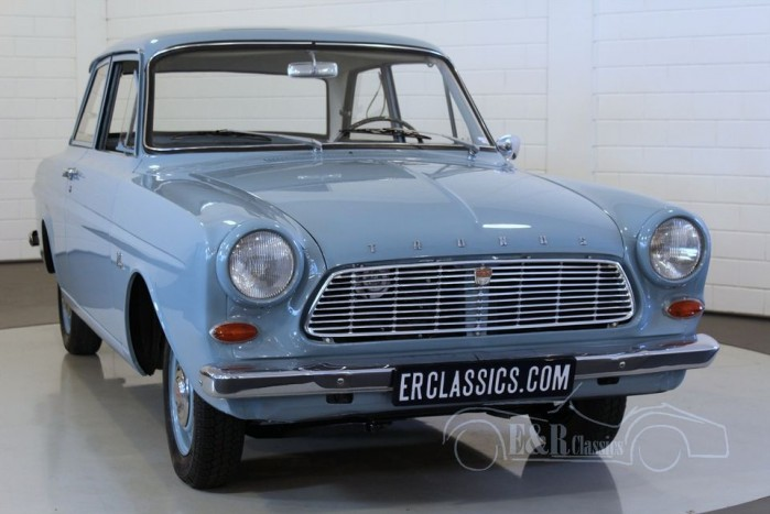 Ford Taunus 12M Coupe 1966 kaufen