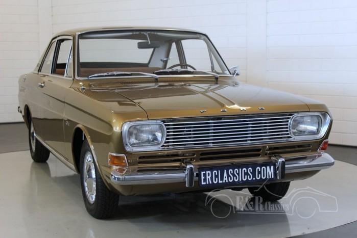 Ford Taunus 15M Coupe 1969 kaufen