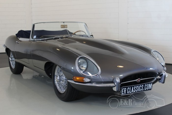Jaguar E-Type S1 3.8 L Kabriolett 1963  kaufen