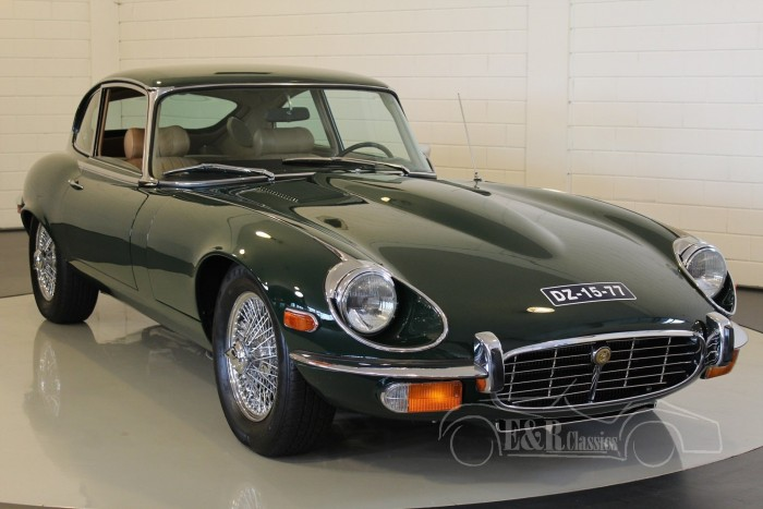 Jaguar E-Type 2+2 coupe 1971  kaufen