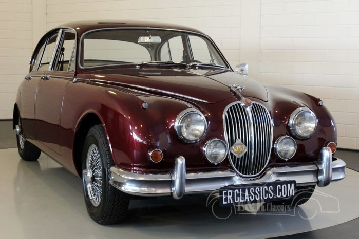 Jaguar MK2 Saloon 1963  kaufen