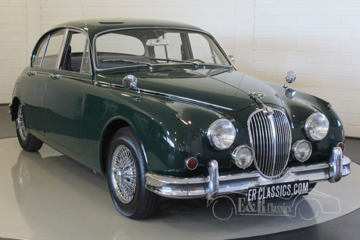 Jaguar MK2 Saloon 1966 kaufen