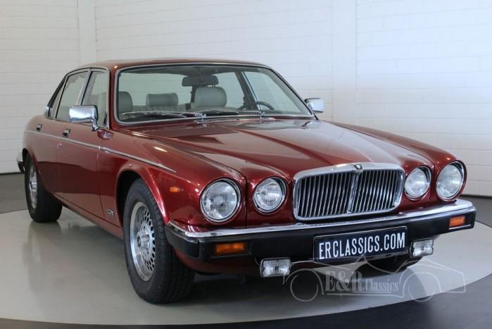 Jaguar XJ12 Sovereign 1984 kaufen