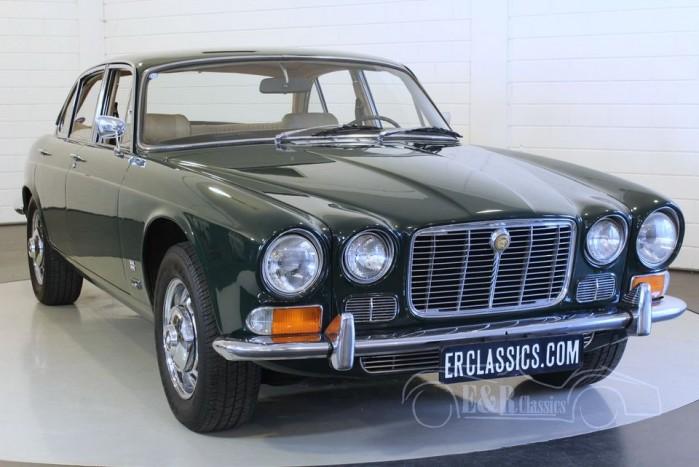 Jaguar XJ6 Saloon 1972 kaufen