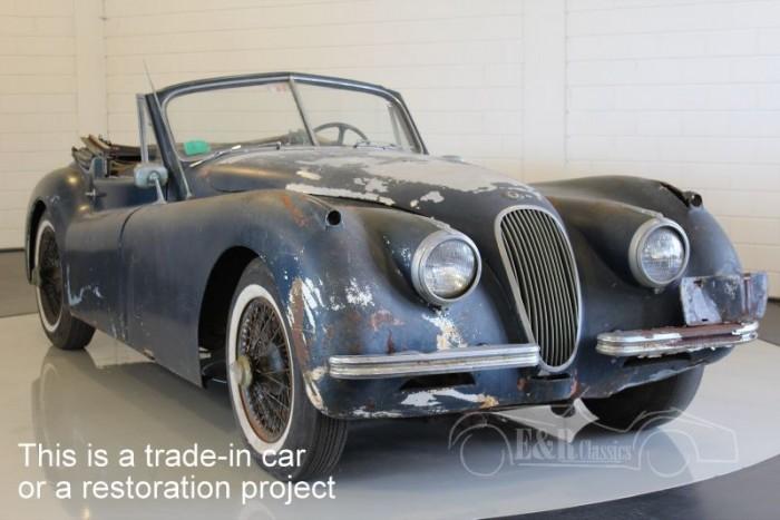Jaguar XK120 DHC 1954  kaufen