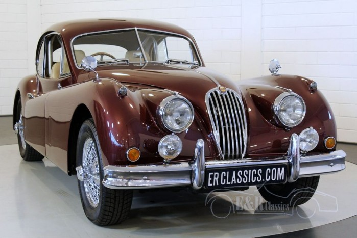 Jaguar XK140 FHC 1956 kaufen