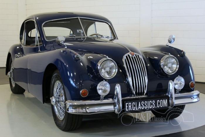 Jaguar XK140 FHC, LHD 1956 kaufen
