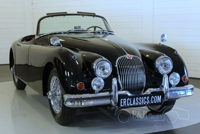 Jaguar XK150 OTS LHD 1958 kaufen
