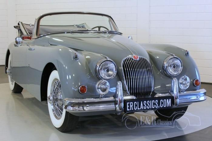Jaguar XK150 S DHC LHD 1959 kaufen