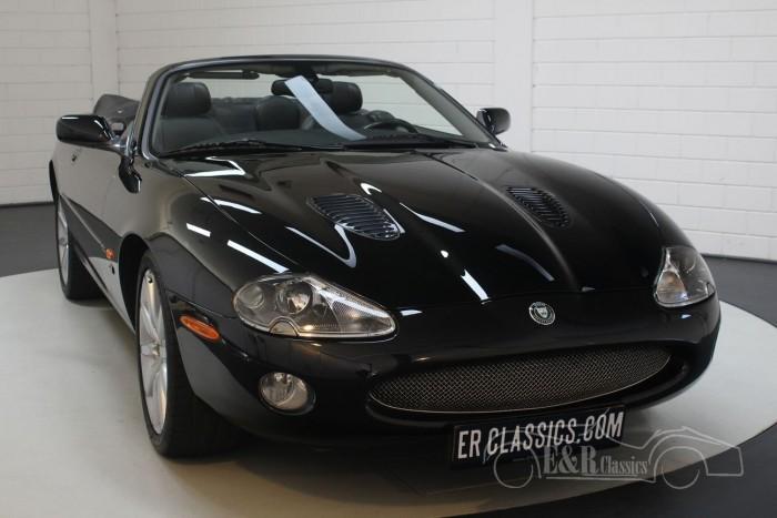 Jaguar XKR Kabriolett 2003  kaufen