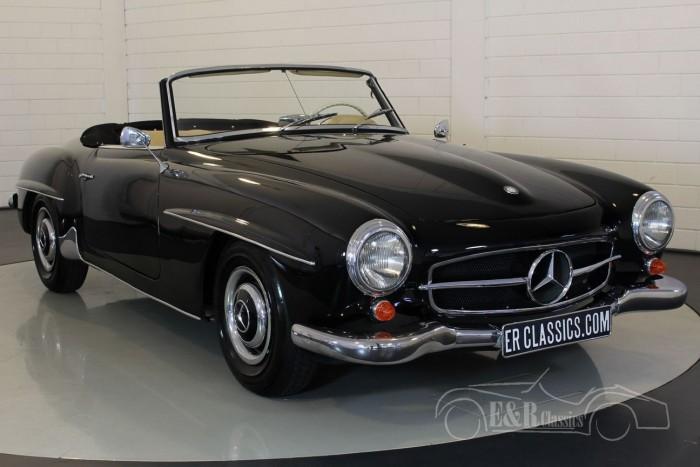 Mercedes Benz 190SL Cabriolet 1962  kaufen