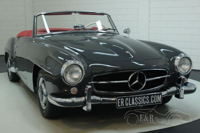 Mercedes Benz 190SL 1960  kaufen