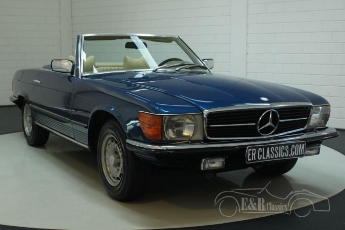 Mercedes Benz 280 SL 1976  kaufen