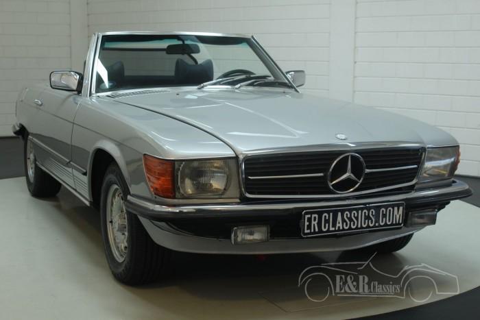 Mercedes-Benz 280 SL 1978  kaufen