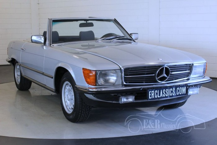 Mercedes-Benz 280 SL Cabriolet 1981 kaufen