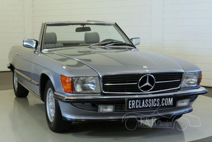 Mercedes Benz 280SL Cabriolet 1983 kaufen