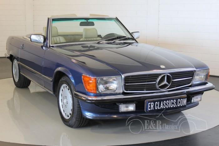 Mercedes-Benz 300SL Cabriolet 1986 kaufen