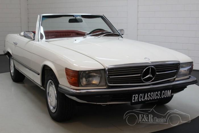 Mercedes-Benz 350SL 3.5 V8 1972 kaufen