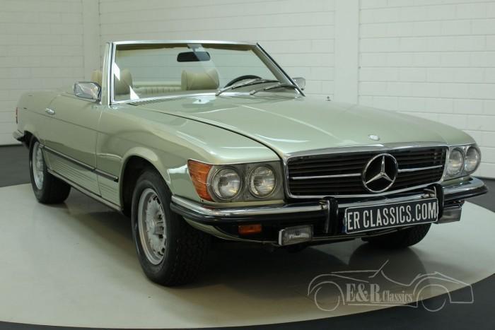Mercedes Benz 450SL 1973  kaufen