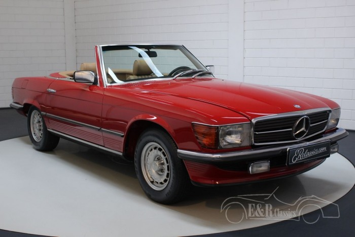 Mercedes-Benz 450SL 1980  kaufen