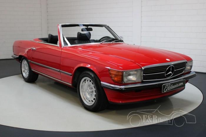 Mercedes-Benz 450SL 1974 kaufen