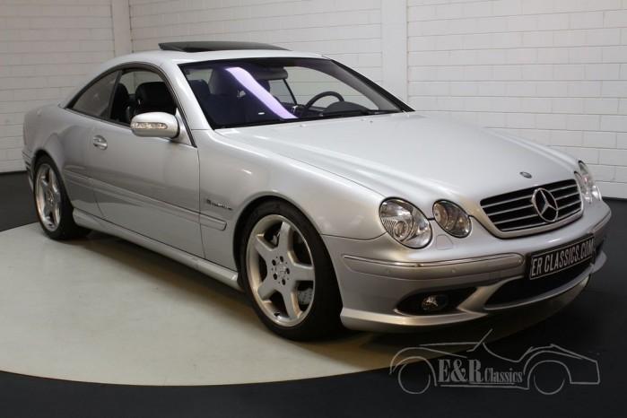 Mercedes-Benz CL55 AMG kaufen