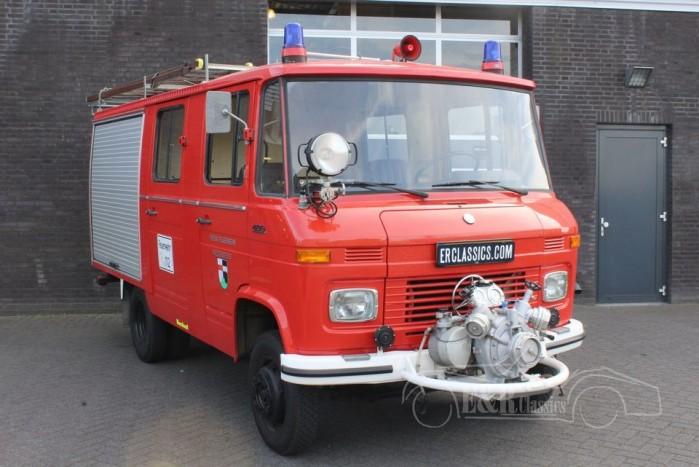 Mercedes-Benz LF 409 Firetruck 1979 kaufen