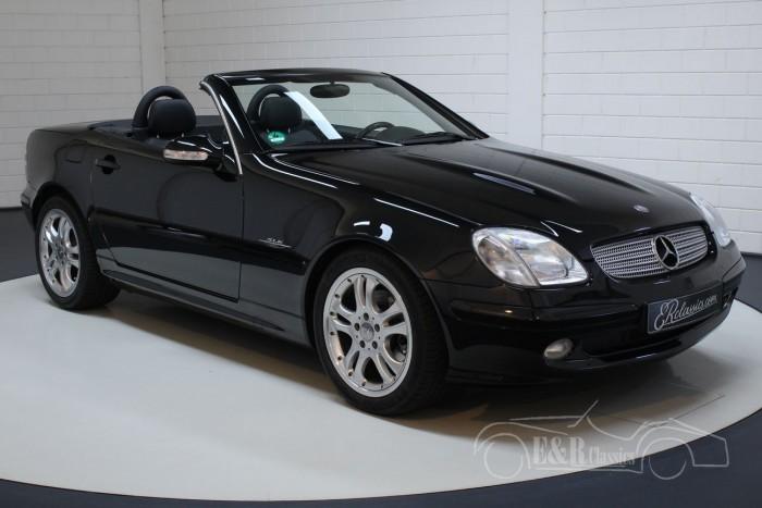 Mercedes-Benz SLK 200 Final Edition 2003  kaufen