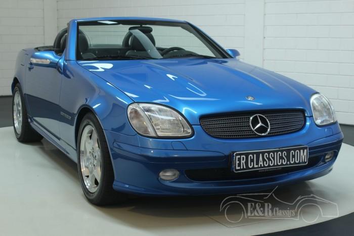 Mercedes-Benz SLK 230 Kabriolett 2000 kaufen